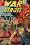 War Heroes #24 Comic Books - Covers, Scans, Photos  in War Heroes Comic Books - Covers, Scans, Gallery