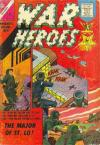 War Heroes #4 comic books - cover scans photos War Heroes #4 comic books - covers, picture gallery
