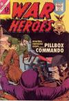 War Heroes #8 comic books for sale