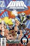 War Machine #20 Comic Books - Covers, Scans, Photos  in War Machine Comic Books - Covers, Scans, Gallery