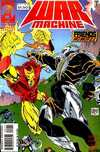 War Machine #22 Comic Books - Covers, Scans, Photos  in War Machine Comic Books - Covers, Scans, Gallery