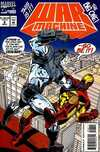 War Machine #8 Comic Books - Covers, Scans, Photos  in War Machine Comic Books - Covers, Scans, Gallery