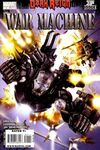 War Machine comic books