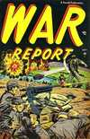 War Report comic books