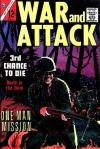 War and Attack Comic Books. War and Attack Comics.