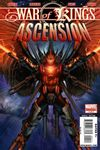 War of Kings: Ascension #4 comic books - cover scans photos War of Kings: Ascension #4 comic books - covers, picture gallery