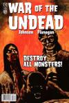 War of the Undead #3 Comic Books - Covers, Scans, Photos  in War of the Undead Comic Books - Covers, Scans, Gallery