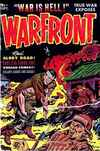 Warfront comic books