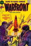 Warfront #34 comic books - cover scans photos Warfront #34 comic books - covers, picture gallery