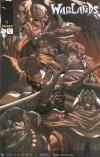 Warlands: The Age of Ice #3 comic books for sale