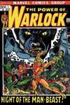 Warlock #1 comic books - cover scans photos Warlock #1 comic books - covers, picture gallery