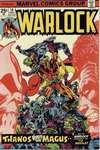 Warlock #10 comic books - cover scans photos Warlock #10 comic books - covers, picture gallery