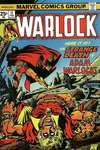 Warlock #11 comic books - cover scans photos Warlock #11 comic books - covers, picture gallery