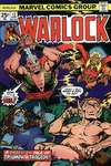 Warlock #12 comic books - cover scans photos Warlock #12 comic books - covers, picture gallery