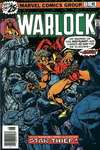 Warlock #13 comic books for sale
