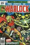 Warlock #14 comic books - cover scans photos Warlock #14 comic books - covers, picture gallery