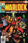 Warlock #15 comic books - cover scans photos Warlock #15 comic books - covers, picture gallery