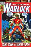 Warlock #2 comic books - cover scans photos Warlock #2 comic books - covers, picture gallery