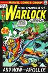 Warlock #3 comic books - cover scans photos Warlock #3 comic books - covers, picture gallery