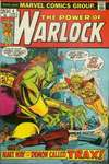 Warlock #4 comic books - cover scans photos Warlock #4 comic books - covers, picture gallery