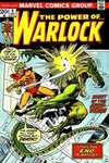 Warlock #8 comic books - cover scans photos Warlock #8 comic books - covers, picture gallery