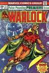 Warlock #9 comic books - cover scans photos Warlock #9 comic books - covers, picture gallery