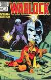Warlock #3 comic books for sale
