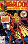 Warlock and the Infinity Watch # comic book complete sets Warlock and the Infinity Watch # comic books