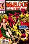 Warlock and the Infinity Watch #12 comic books - cover scans photos Warlock and the Infinity Watch #12 comic books - covers, picture gallery