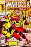 Warlock and the Infinity Watch #13 comic books - cover scans photos Warlock and the Infinity Watch #13 comic books - covers, picture gallery