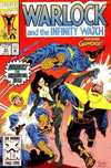 Warlock and the Infinity Watch #14 comic books - cover scans photos Warlock and the Infinity Watch #14 comic books - covers, picture gallery