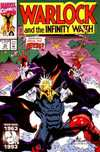 Warlock and the Infinity Watch #16 comic books - cover scans photos Warlock and the Infinity Watch #16 comic books - covers, picture gallery