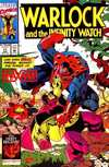 Warlock and the Infinity Watch #17 comic books - cover scans photos Warlock and the Infinity Watch #17 comic books - covers, picture gallery