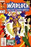 Warlock and the Infinity Watch #18 comic books for sale