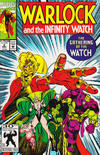 Warlock and the Infinity Watch #2 comic books - cover scans photos Warlock and the Infinity Watch #2 comic books - covers, picture gallery