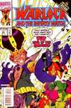 Warlock and the Infinity Watch #20 comic books - cover scans photos Warlock and the Infinity Watch #20 comic books - covers, picture gallery
