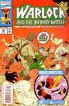 Warlock and the Infinity Watch #22 comic books for sale