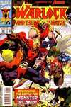 Warlock and the Infinity Watch #26 comic books - cover scans photos Warlock and the Infinity Watch #26 comic books - covers, picture gallery