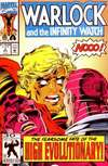 Warlock and the Infinity Watch #3 comic books - cover scans photos Warlock and the Infinity Watch #3 comic books - covers, picture gallery