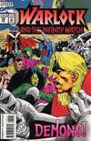 Warlock and the Infinity Watch #30 comic books - cover scans photos Warlock and the Infinity Watch #30 comic books - covers, picture gallery