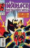 Warlock and the Infinity Watch #33 comic books - cover scans photos Warlock and the Infinity Watch #33 comic books - covers, picture gallery