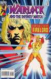 Warlock and the Infinity Watch #37 comic books - cover scans photos Warlock and the Infinity Watch #37 comic books - covers, picture gallery