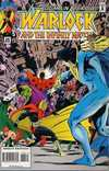 Warlock and the Infinity Watch #38 comic books for sale
