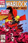 Warlock and the Infinity Watch #4 comic books - cover scans photos Warlock and the Infinity Watch #4 comic books - covers, picture gallery