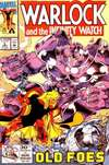 Warlock and the Infinity Watch #5 comic books - cover scans photos Warlock and the Infinity Watch #5 comic books - covers, picture gallery