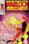 Warlock and the Infinity Watch #6 comic books - cover scans photos Warlock and the Infinity Watch #6 comic books - covers, picture gallery