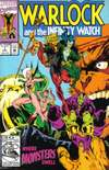 Warlock and the Infinity Watch #7 comic books - cover scans photos Warlock and the Infinity Watch #7 comic books - covers, picture gallery