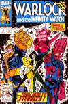 Warlock and the Infinity Watch #9 comic books - cover scans photos Warlock and the Infinity Watch #9 comic books - covers, picture gallery