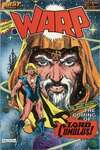Warp Comic Books. Warp Comics.