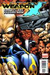 Weapon X: Days of Future Now #2 comic books - cover scans photos Weapon X: Days of Future Now #2 comic books - covers, picture gallery